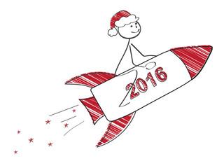Start ins Jahr 2016