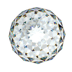 Gemstones background. Diamond
