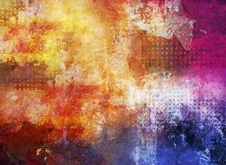 farben verlauf texturen bunt