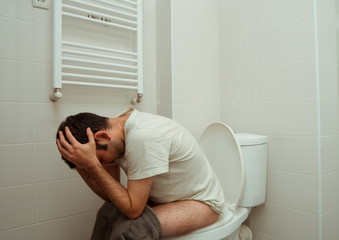 problems in toilet