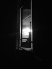 Reflet blanc