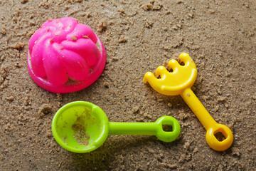 Sandbox toys