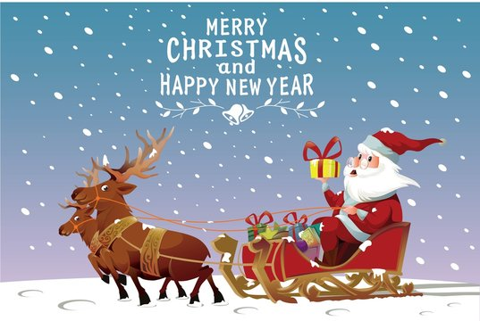greeting cards merry christmas 4 x 6