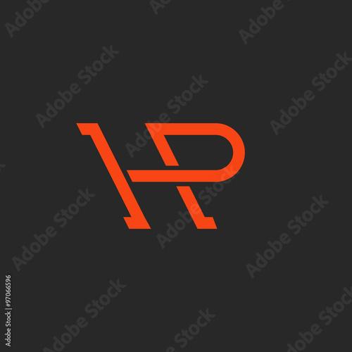 Logo hp letters monogram weave thin line geometric shape h and p logo hp letters monogram weave thin line geometric shape h and p mockup design reheart Gallery