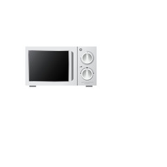 Microwave oven mechanic vector illustration isolated on white