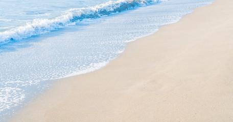 きれいな浜辺