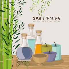 spa center design