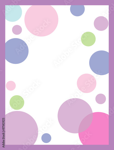pink purple party invitation background stock image and royalty