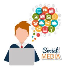 Social media and digital marketing