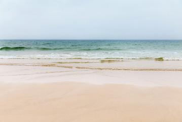 St Agnes beach, Cornwall, England
