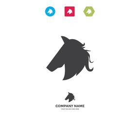 Great Horse Mascot