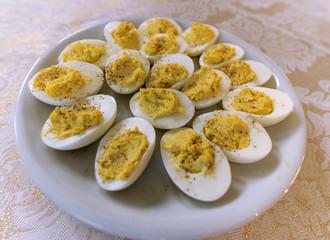 Deviled Eggs Plate