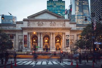 New York public libary