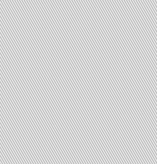 Seamless abstract  white background - corrugated strips. Color gray - middle tone. 3D effect. Vector illustration.