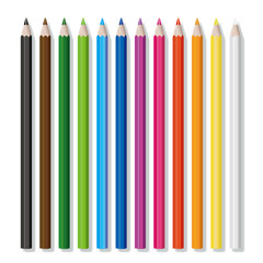 Colored pencils (12 color set)