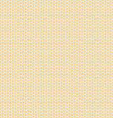 Seamless abstract floral background. Color yellow, pink, white. Vector illustration.