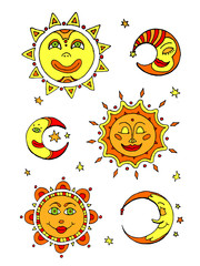 Sun and mood