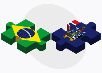 Brazil and South Georgia and the South Sandwich Islands