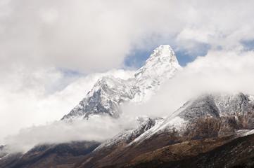 Fotobehang - Ama Dablam - Nepal