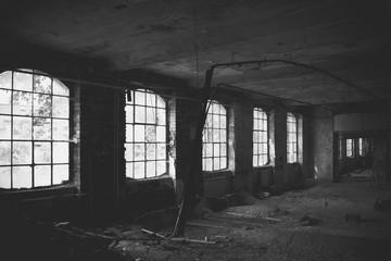 old factory floor III