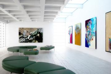 Modern Art Galery