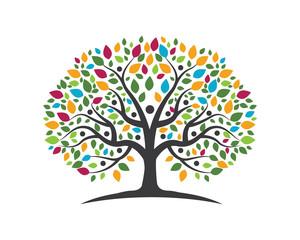 Family Tree Logo
