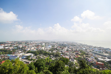 Khao tang kuan, Hatyai City. Songkhla, Thailand