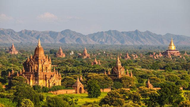 Bagan archeological site, Myanmar
