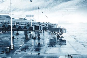 Rain Airport