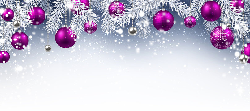 Christmas background.