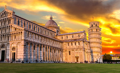 Wall Mural - Pisa cathedral