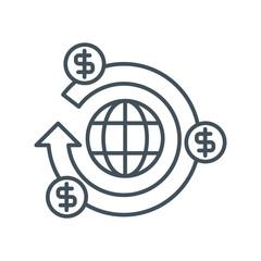 Financial Market icon