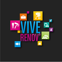 vive la rénovation !