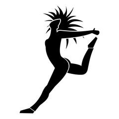 Nice dance simple sign