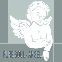 the abstraction of the angel children