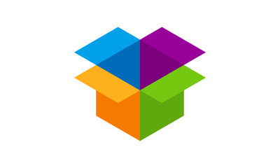 colorfull box