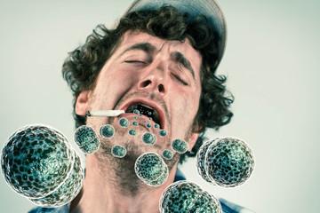 Smoking Redneck Bacteria