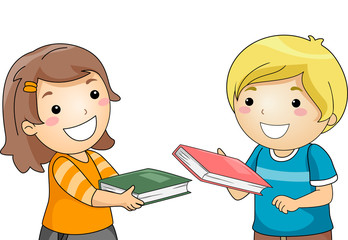 Kids Exchange Books