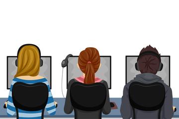 Teens Computer