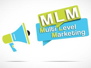 megaphone : MLM