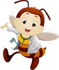 Mascot Bee Doctor