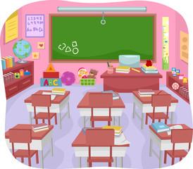 Classroom Preschool
