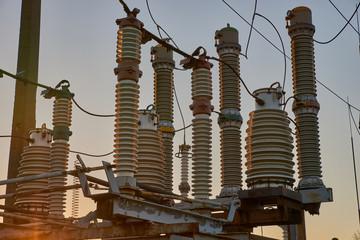 High voltage equipment