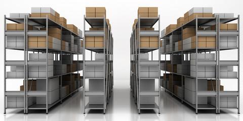 Scaffalature, Stoccaggio, Packaging, Imballaggio, Magazzino
