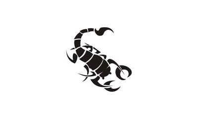 tribal scorpion design