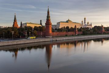 Foto auf Gartenposter Skandinavien Kremlin in Moscow, Russia