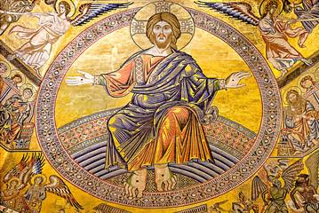 Italian Reinassance: St. John baptistery, Florence.