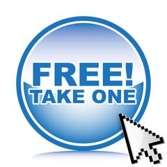 free take one icon
