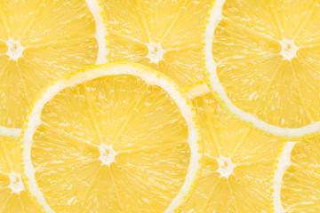 Lemon slices texture.