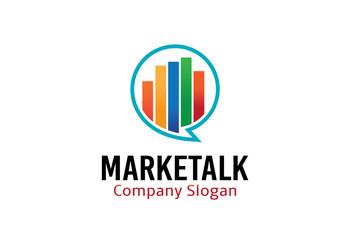 Marketalk Design Illustration